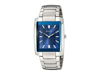 Bulova Classic   96A169 Stainless Steel/Blue Dial