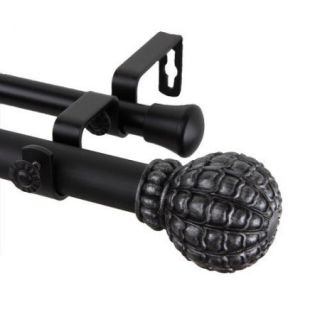 Rod Desyne Pod Double Curtain Rod