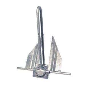 Danielson Galvanized Slip Ring Anchor   19091606