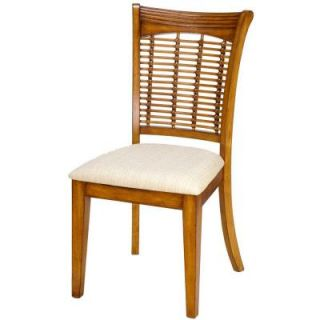 Hillsdale Furniture Bayberry Dining Chairs in Oak (Set of 2) 4766 802