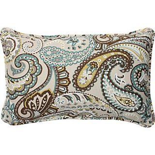 Pillow Perfect Tamara Indoor/Outdoor Throw Pillow (Set of 2); 11.5 x 18.5