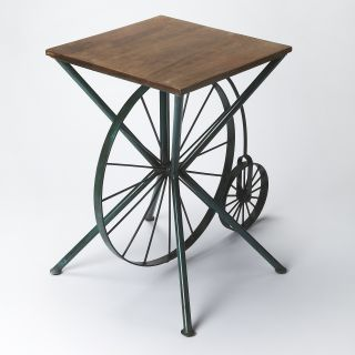 Butler Specialty Industrial Chic Accent Table   End Tables