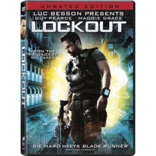 LOCKOUT (DVD) (DOL DIG 5.1/2.40/WS/ENG/ITALIAN/LATIN AMERI/SPAN/PORTUG(BRAZ