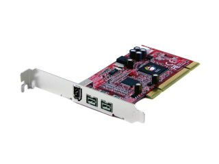 SIIG Model NN 830112 PCI to 1394 Card  Add On Card