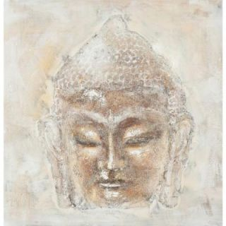 "Safavieh 39.3 in. x 39.3 in. ""Buddha Painting"" Wall Art ART2010A"